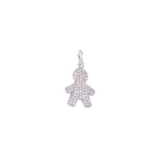 Charm Simbolo Bambino C09795 4You Jewels
