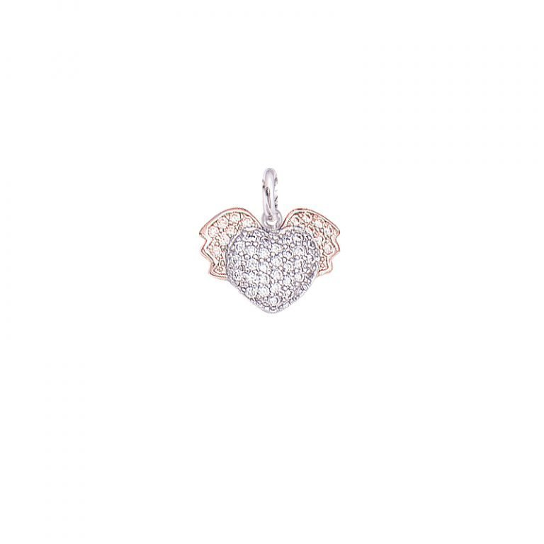 Charm Simbolo Cuore C09781 For You Jewels
